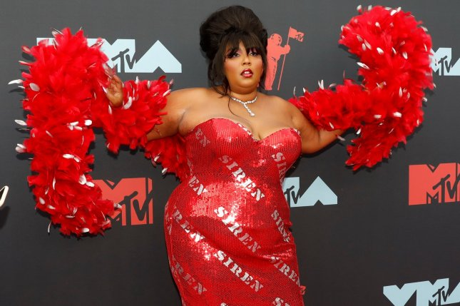 Lizzo has received multiple Grammy nominations including Record and Album of the Year alongside Billie Eilish and Ariana Grande. File Photo by John Angelillo/UPI