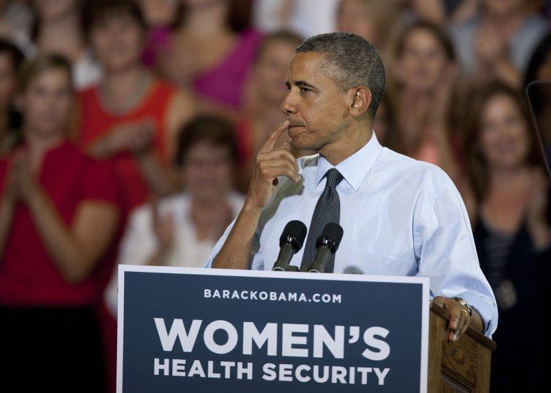 UPI Poll: Obama backed on healthcare issue