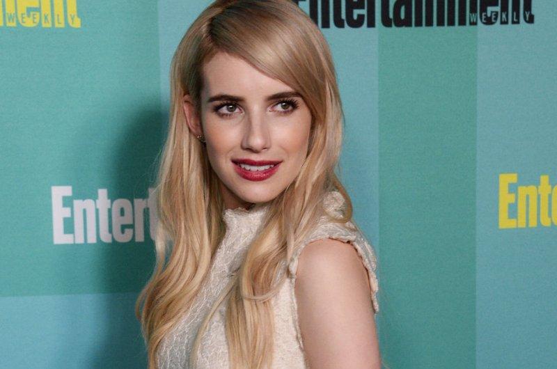 Emma Roberts Debuts Unedited Lingerie Photos Upi Com