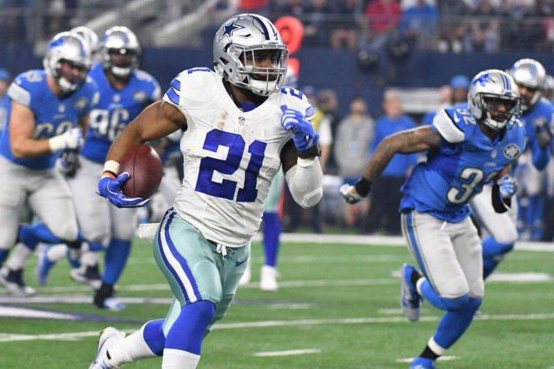 86ccac2c180 Dallas Cowboys running back Ezekiel Elliott expecting suspension ...
