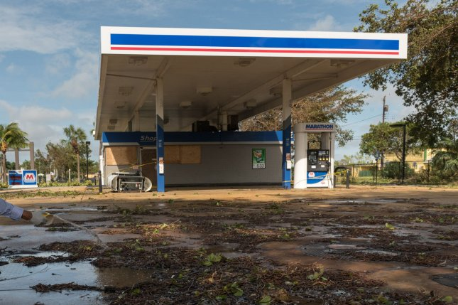 Though some markets have seen obvious strains from severe U.S. weather, the national look at gas prices shows relative stability, AAA reported. Photo by Ken Cedeno/UPI