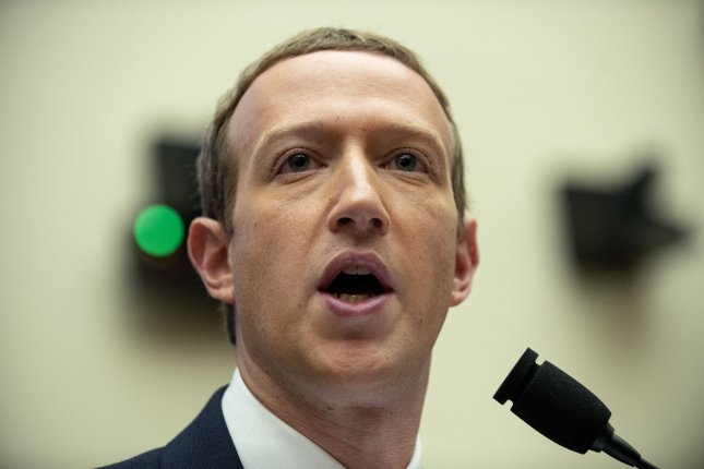 California sued Facebook to release documents it previously requested as part of an investigation into possible privacy violations by the social media company. Photo by Pat Benic/UPI
