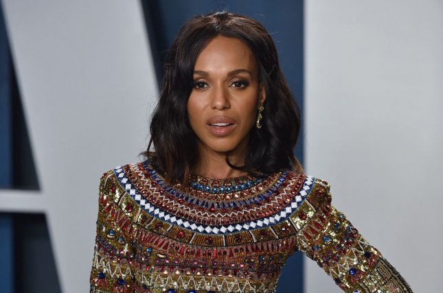Kerry Washington discussed how her Little Fires Everywhere character challenged her as an actress. File Photo by Christine Chew/UPI