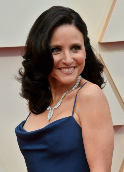 Julia Louis-Dreyfus arrives for the 92nd annual Academy Awards at the Dolby Theatre in the Hollywood section of Los Angeles on February 9. The actor turns 60 on January 13. File Photo by Jim Ruymen/UPI