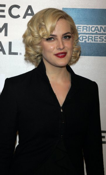 Riley Keough arrives for the Tribeca Film Festival Premiere of The Good Doctor at the BMCC Tribeca PAC New York on April 22, 2011. UPI /Laura Cavanaugh