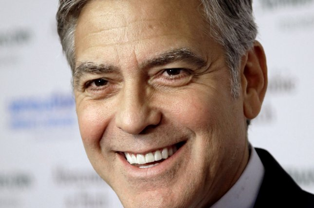 George Clooney arrives on the red carpet at the SeriousFun Children's Network An Evening of SeriousFun Celebrating the Legacy of Paul Newman at Avery Fisher Hall at Lincoln Center in New York City on March 2, 2015. Photo by John Angelillo/UPI
