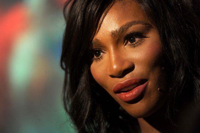 Serena Williams arrives on the red carpet at the 2015 Sports Illustrated Sportsperson of the Year Ceremony at Pier Sixty at Chelsea Piers in New York City on December 15, 2015. Serena Williams is the winner of this years Sportsperson of the year Award. Photo by Dennis Van Tine/UPI
