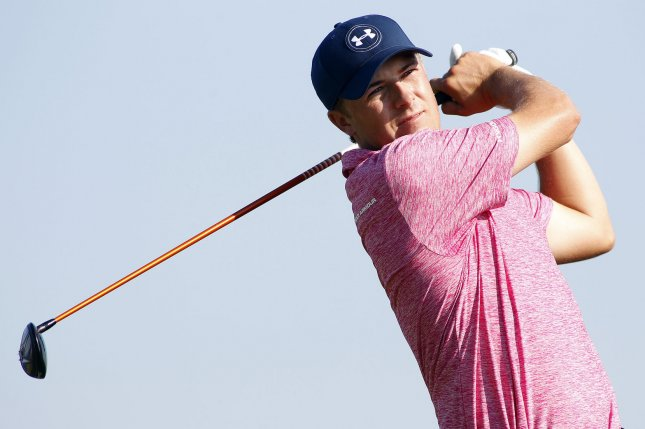Jordan Spieth, ranked No. 1 on the PGA Tour, leads the golfers to watch at the Northern Trust Open to be played at Riviera. File Photo by Frank Polich/UPI