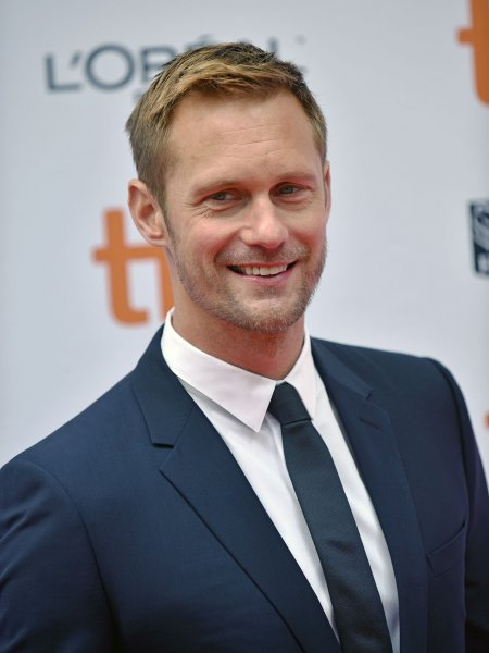 Alexander Skarsgard will star in upcoming monster movie Godzilla vs. Kong. File Photo by Christine Chew/UPI
