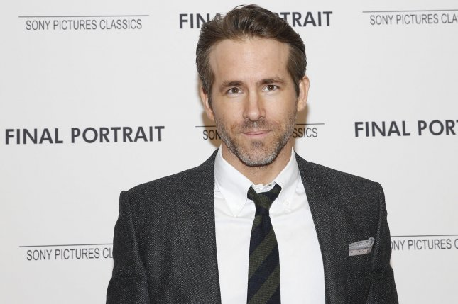 Ryan Reynolds has released a new Detective Pikachu on social media. The actor voices the title character in the upcoming Pokemon film. File Photo by John Angelillo/UPI