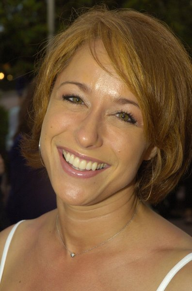 Paige Davis shared an image of her checking in with her Trading Spaces family while social distancing. File Photo by Marino-Cantrell/UPI