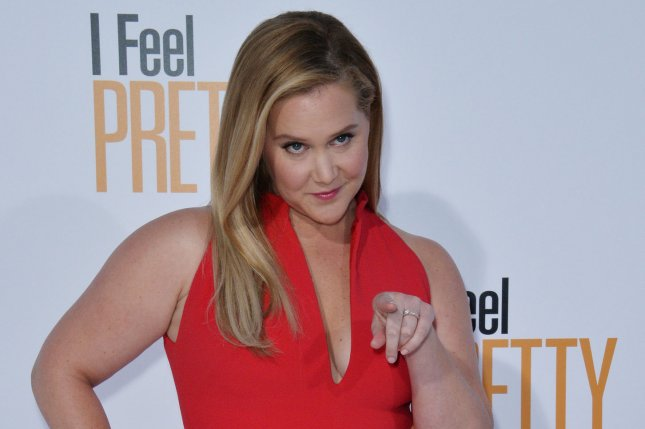 Amy Schumer is getting a new reality show on HBO Max. File Photo by Jim Ruymen/UPI