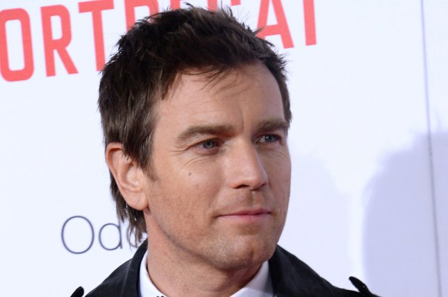 Cast member Ewan McGregor attends the premiere of the motion picture comedy Mortdecai at the TCL Chinese Theatre in Los Angeles on Jan. 21, 2015. Photo by Jim Ruymen/UPI
