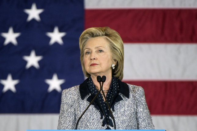 A former State Department IT specialist and aide to then-Secretary of State Hillary Clinton invoked his Fifth Amendment rights more than 125 times during a private depostion with conservative watchdog group Judicial Watch. Photo by Kevin Dietsch/UPI
