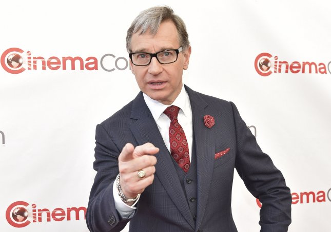 Director Paul Feig attends the 20th Century Fox preview at Caesars Palace during CinemaCon April 23, 2015. Filming for his reboot of 'Ghostbusters' begins Thurs., June 18. Photo by David Becker/UPI
