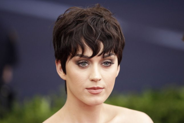 Katy Perry arrives on the red carpet at the Costume Institute Benefit at The Metropolitan Museum of Art celebrating the opening of China: Through the Looking Glass in New York City on May 4, 2015. File Photo by John Angelillo/UPI