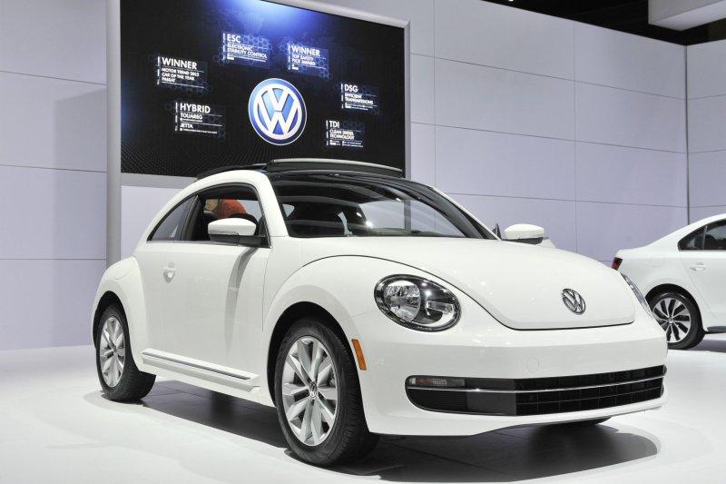 Volkswagen Tdi Buyback >> Volkswagen stock falls after losing another $3B in diesel scandal - UPI.com