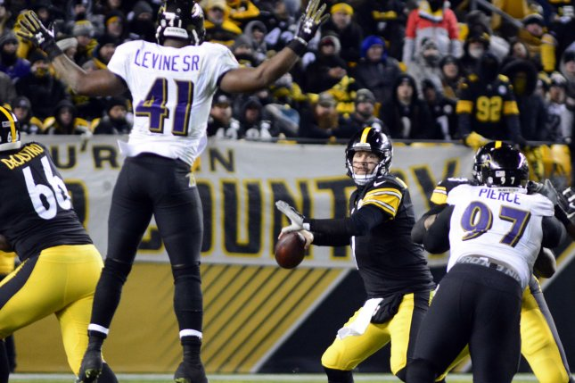 Ravens take lead vs. Steelers with Javorious Allen touchdown