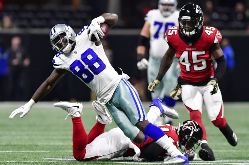 Cowboys Jason Garrett Several Players Surprised At Dez