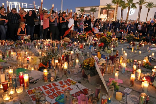 Police issued their final report on the Oct. 1 shooting in Las Vegas, saying they weren't able to determine a motive. File Photo by Ronda Churchill/UPI