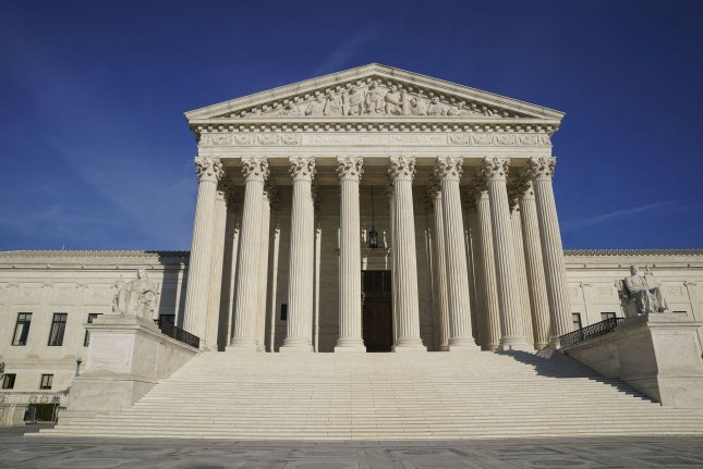 The U.S. Supreme Court heard arguments Monday on whether undocumented immigrants should be excluded from census. File Photo by Leigh Vogel/UPI