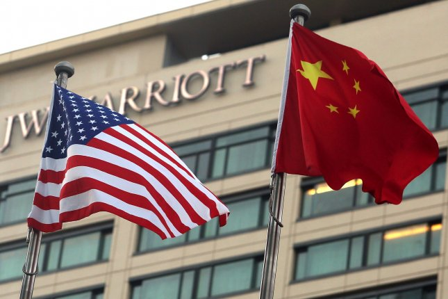 The Customs Tariff Commission of China's State Council said dozens of U.S. products are to be exempt from additional tariffs. File Photo by Stephen Shaver/UPI