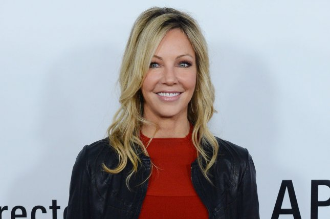 Heather Locklear 'suffers minor injuries' in vehicle crash