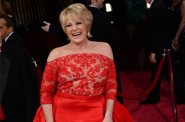 Lorna Luft was diagnosed with a brain tumor after collapsing at a London nightclub Friday. File Photo by Jim Ruymen/UPI