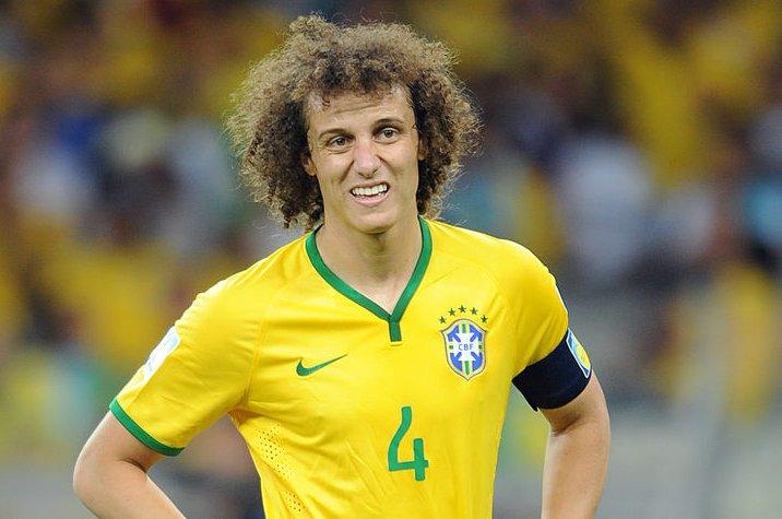 Brazil Captain David Luiz Apologizes To Brazilians In