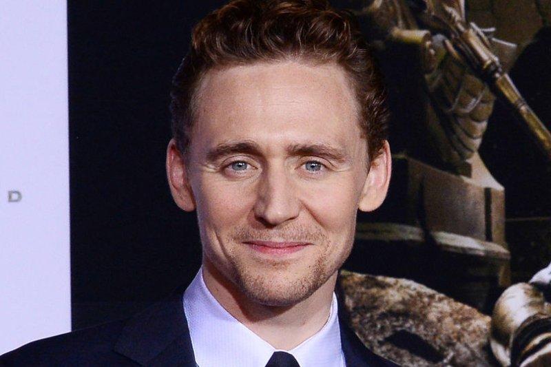 Tom Hiddleston will star in King Kong prequel 'Skull Island.' (UPI/Jim Ruymen)