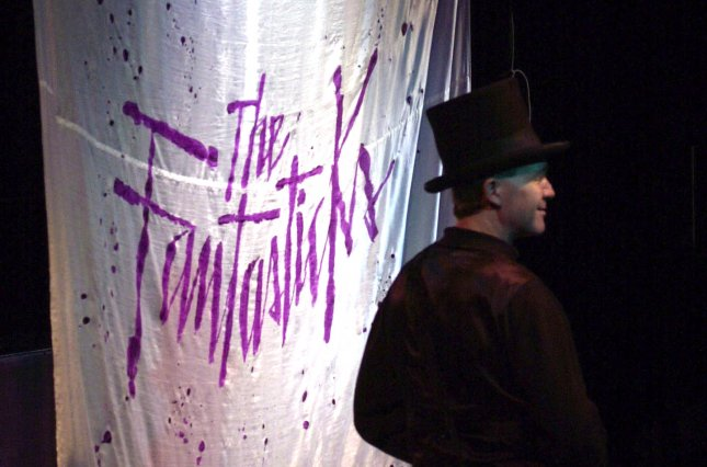 The last performance of The Fantasticks at the Sullivan Street Playhouse was on January 13, 2002. The off-Broadway musical went on to play for 15 more years at the Jerry Orbach Theater. It will close after 57 years this June. File Photo by Ezio Petersen/UPI