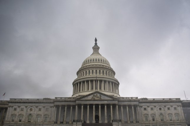 Congress returns to the U.S. Capitol on Tuesday. Photo by Kevin Dietsch/UPI