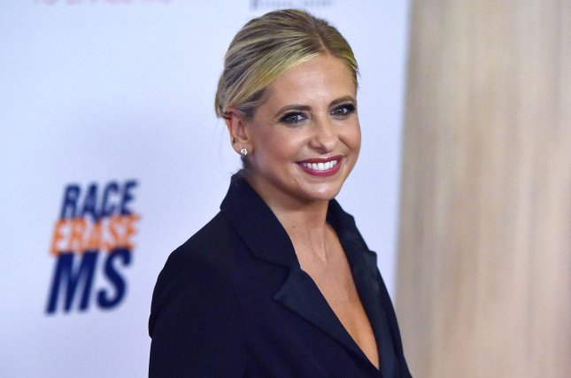 Sarah Michelle Gellar has joined a new Fox dramedy based on the Abbi Waxman novel Other People's Houses. File Photo by Chris Chew/UPI