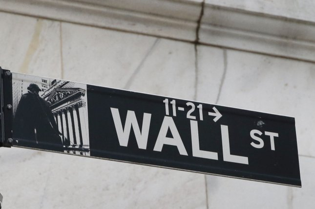 The Dow Jones Industrial Average, S&P 500 and Nasdaq Composite all fell on Monday amid concern that social media companies could face increased regulation following Wednesday's riot at the Capitol. File Photo by John Angelillo/UPI