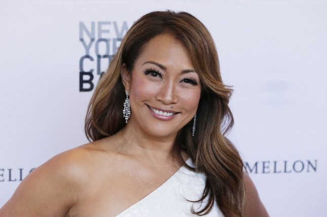 Carrie Ann Inaba will return as a judge in Dancing with the Stars Season 30 and share news soon about her future with The Talk. File Photo by John Angelillo/UPI
