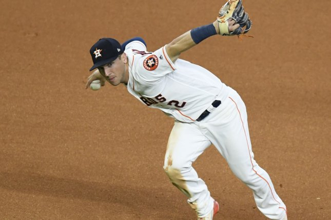 4ad5f3557 Houston Astros third baseman Alex Bregman has only played three seasons