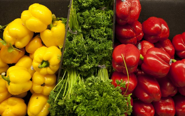 Dietary fiber, found in most plants and vegetables, but tends to be at low levels in processed food and may be key to weight loss. UPI/Gary C. Caskey