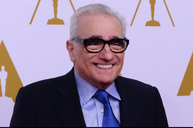 Director Martin Scorsese attends the 86th annual Academy Awards nominees luncheon in Beverly Hills, Calif. on Feb. 10, 2014. UPI/Jim Ruymen