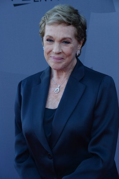 Actress Julie Andrews is to play a small role in the upcoming superhero movie Aquaman. File Photo by Jim Ruymen/UPI