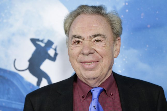 Andrew Lloyd Webber released new music from his upcoming Cinderella stage musical on Sunday. File Photo by John Angelillo/UPI