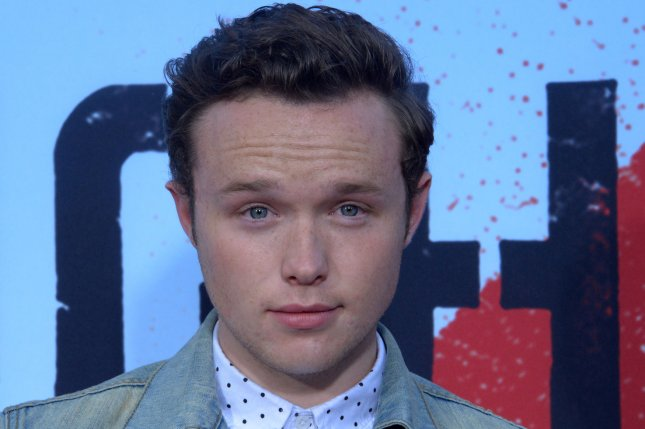 Preacher co-star Ian Colletti attends the premiere of the motion picture comedy Neighbors 2: Sorority Rising in Los Angeles on May 16, 2016. Photo by Jim Ruymen/UPI