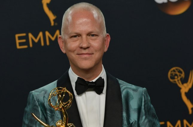 Producer Ryan Murphy appears backstage during the 68th annual Primetime Emmy Awards on September 18, 2016. Murphy's new television series based on the film One Flew Over the Cuckoo's Nest has been picked up by Netflix and will star Sarah Paulson. File Photo by Christine Chew/UPI