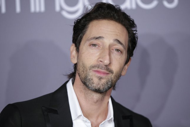 Actor Adrien Brody has signed on to star in a TV adaptation of Stephen King's story Jerusalem's Lot. File Photo by John Angelillo/UPI