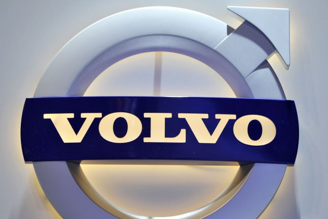 Also Tuesday, Volvo debuted its second fully electric car, dubbed the C40 Recharge. File Photo by Brian Kersey/UPI