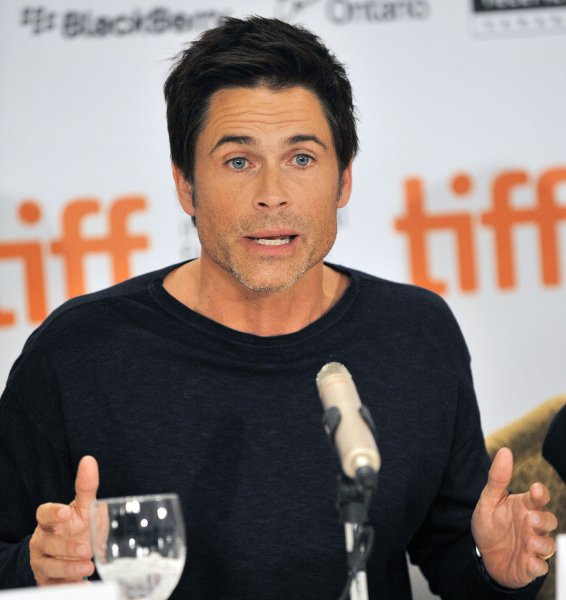 Rob Lowe attends the Toronto International Film Festival press conference for Invention of Lying at the Sutton Place Hotel in Toronto, Ontario on September 12, 2009. UPI /Christine Chew