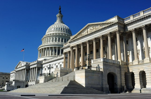 The U.S. Capitol building is seen in Washington, D.C. on August 2, 2011. UPI/Kevin Dietsch
