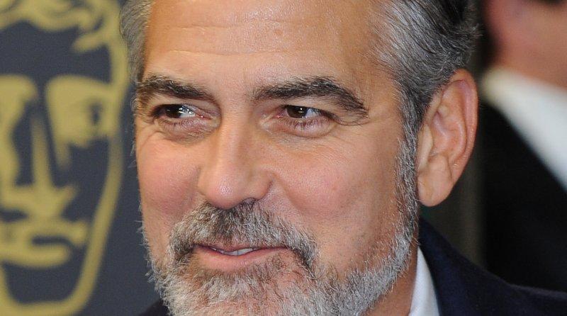 American actor George Clooney. UPI/Paul Treadway
