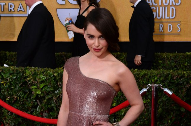 Most Desirable Woman Of 2014 Emilia Clarke Named By Askmen Upicom