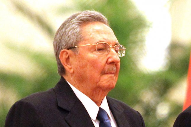 Cuban President Raul Castro. File photo by Stephen Shaver/UPI