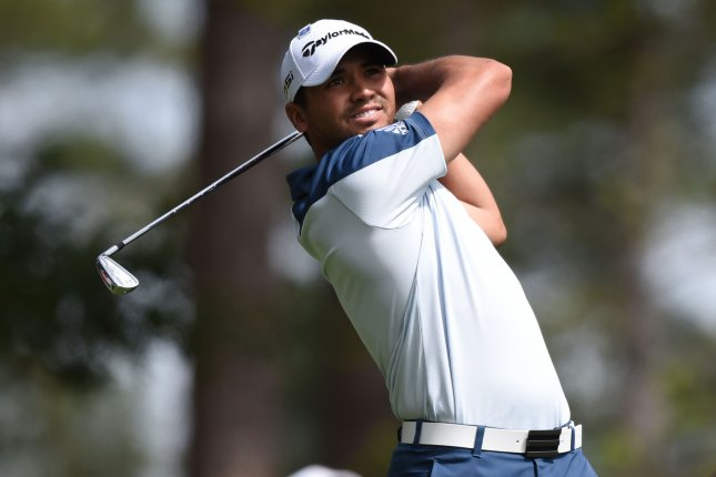 Jason Day is excited to play at the Memorial tournament this week where he maintains a nearby home. Photo by Kevin Dietsch/UPI